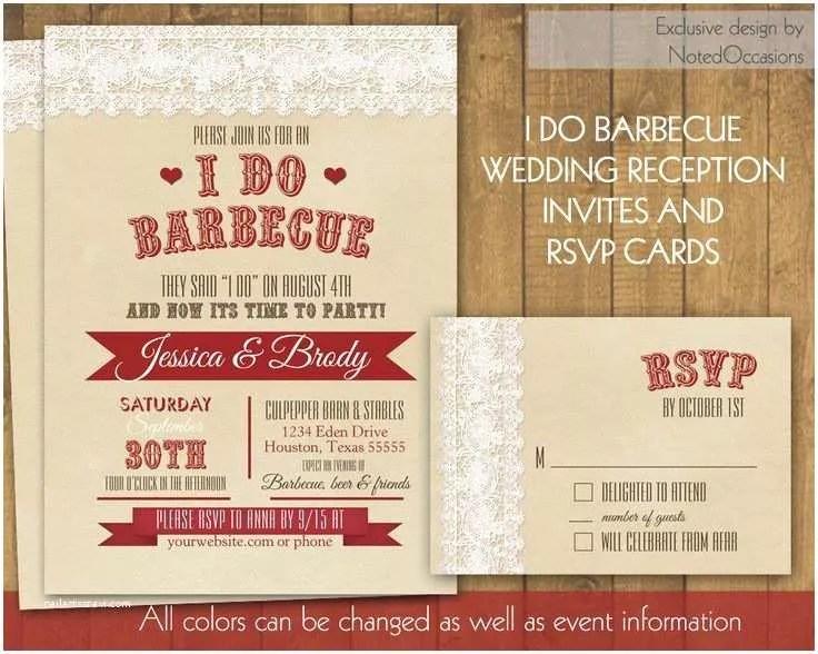 I Do Bbq Wedding Invitations Best 25 Western Wedding Invitations