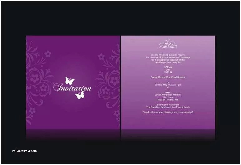 34 Make Indian Wedding Invitation Cards Online Free Nailartssravi