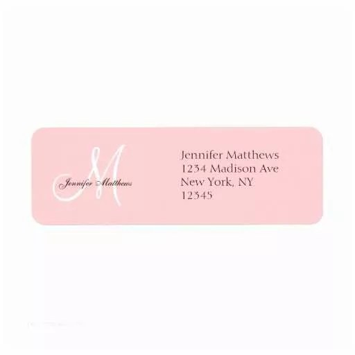 Return Labels for Wedding Invitations Return Address Labels