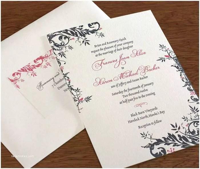 Wedding Invitation Envelope Address Template Wedding Invitation
