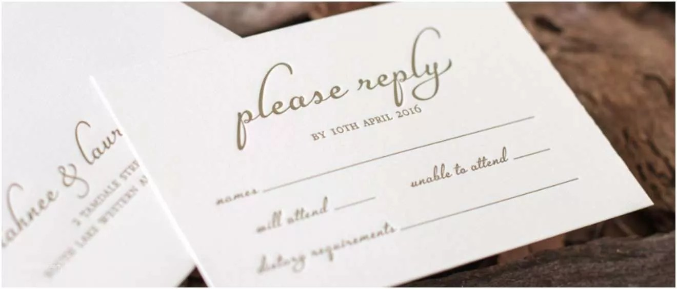 What Size are Rsvp Cards for Wedding Invitations Wedding Invitation