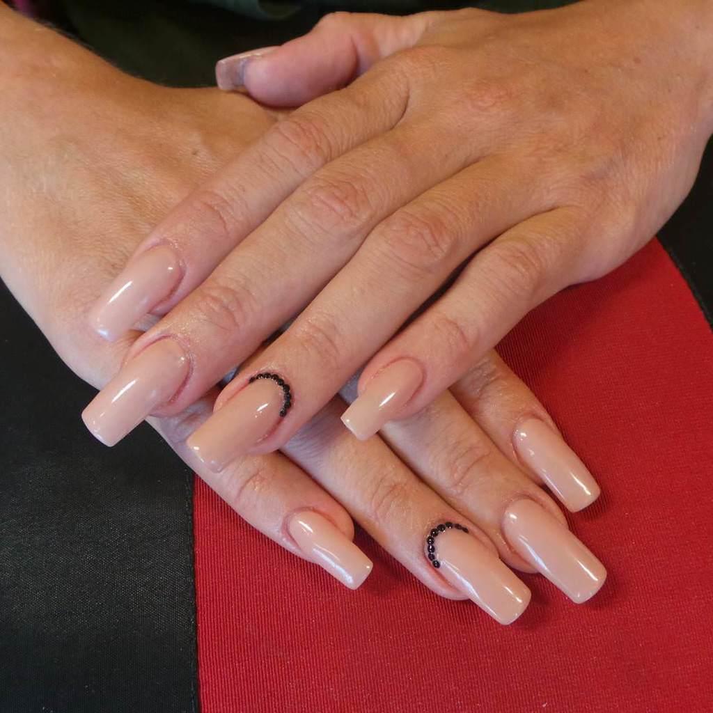 75 Epic Acrylic Nail Designs For Real Nail Lovers