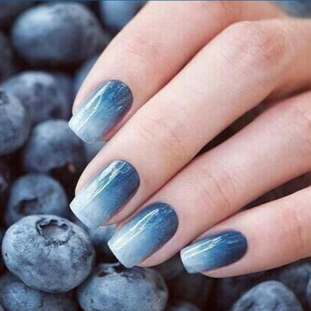50 Coolest Blue Nail Designs For Every Taste