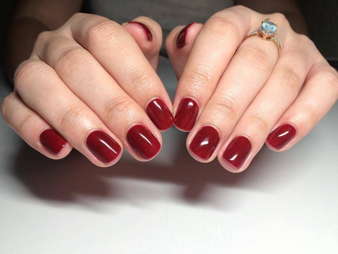 Gelnagel Design 25 Spectacular Shellac Nail Design Ideas