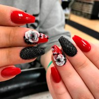 Red Nail Designs | www.pixshark.com - Images Galleries ...