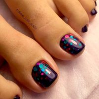 Beautiful Toe Nail Art Ideas To Try | NailDesignsJournal.com