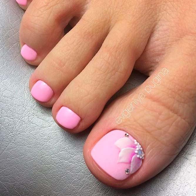 Beautiful Toe Nail Art Ideas To Try NailDesignsJournal