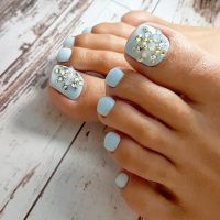 Beautiful Nail Designs For Your Toes | NailDesignsJournal.com