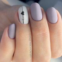 27 Matte Nails Designs To Meet This Fall ...