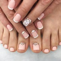 Over 50 Fun Toe Nail Designs To Go Crazy Over ...