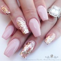 21 Pink Nails Designs to Look Romantic and Girly - crazyforus