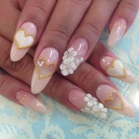 Pink Nail Art Designs | Nail Designs, Hair Styles, Tattoos ...