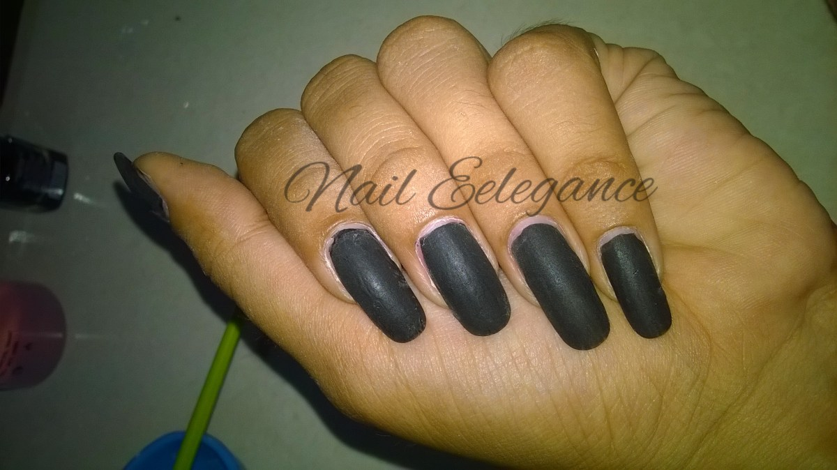 Diy Matte Nail Polish Nail Elegancy