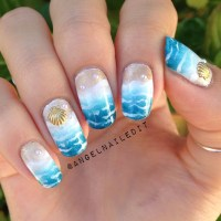 24 Cute & Colorful Nail Art Designs For SUMMER ...