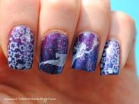 Fairy nail art by Olaa - Nailpolis: Museum of Nail Art