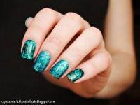 Ocean nail art by Olaa - Nailpolis: Museum of Nail Art
