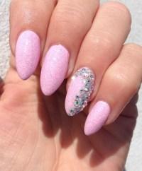 Girly glitter bling nails! nail art by Henulle - Nailpolis ...