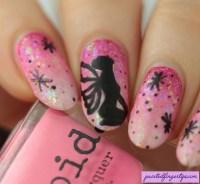 Fairy nail art nail art by Kerry_Fingertips - Nailpolis ...