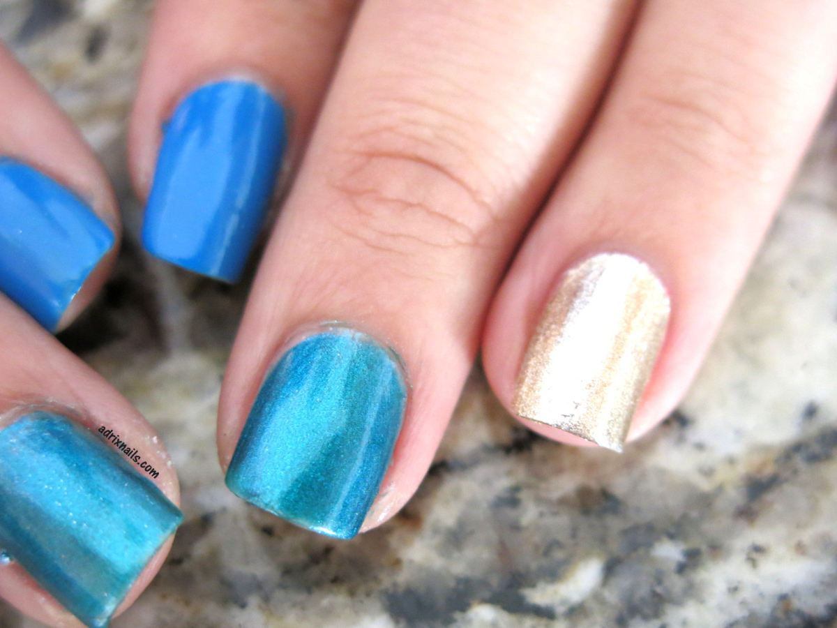 Esmalte Semipermanente Sin Lampara Miracle Gel Adrix Nails Uñas Barnices Nail Art