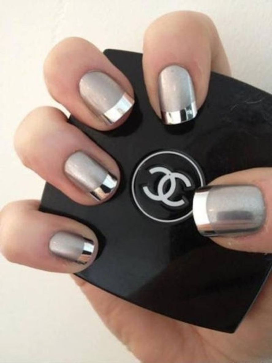 Decoration Ongle Nail Art Chrome Nails | Nails10