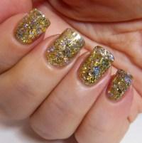 Gold Nails | nails10