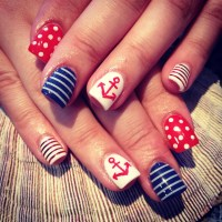 anchor | Nails By Cindy Panagiotou