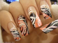 Simple Nail Designs With Lines@^*