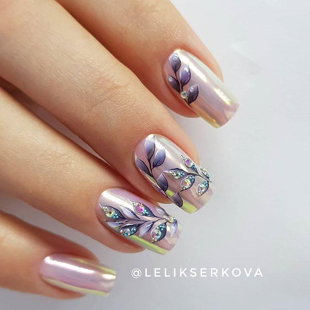 nails design for fall - Toreto