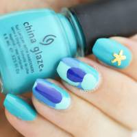 Under The Sea Nail Art | Nail That Accent
