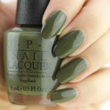 Winter OPI Nail Polish Colors For Fall