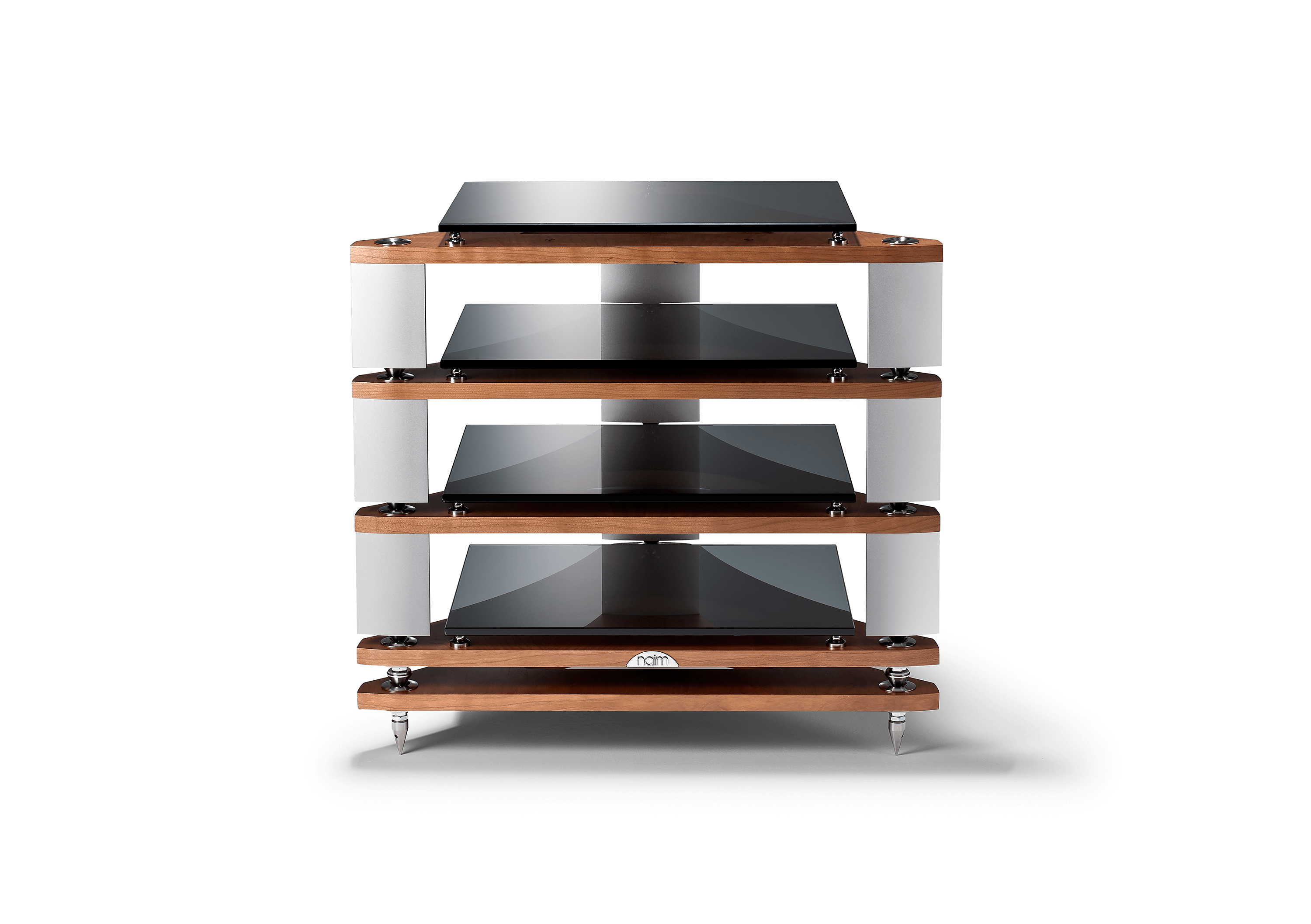 Hifi Rack Oak Naim Audio Fraim L Hi Fi Furniture And Shelving System
