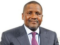 Dangote is the 2nd most powerful person in Africa