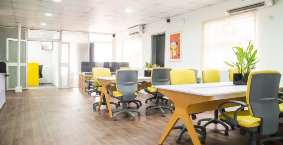 CapitalSquare Launches New Coworking Space for Entrepreneurs in Ikoyi, Lagos