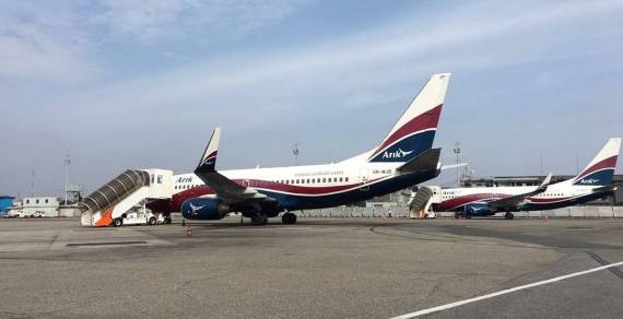 Fly Arik Air Online Booking, Discounts, Reservation and Payment