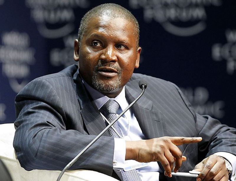 Dangote Group Sacks 48 Staff Over Dollar Scarcity and Recession