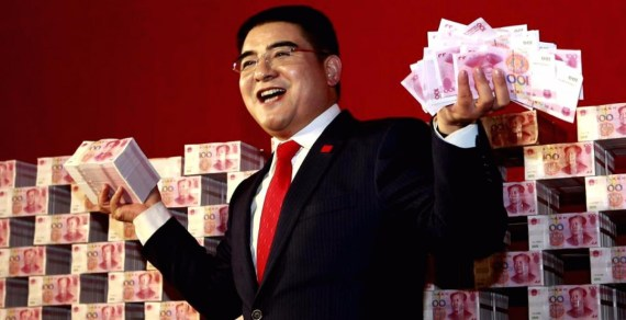 In China a New Billionaire Emerges Every 5 Days