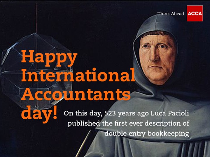 Accountant Bookkeeping Happy International Accounting Day! - Nairaland / General