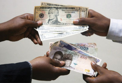 Image result for weak nigerian naira