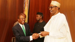 Buhari and Emefiele