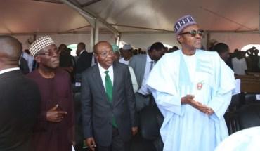 Emefiele and Buhari