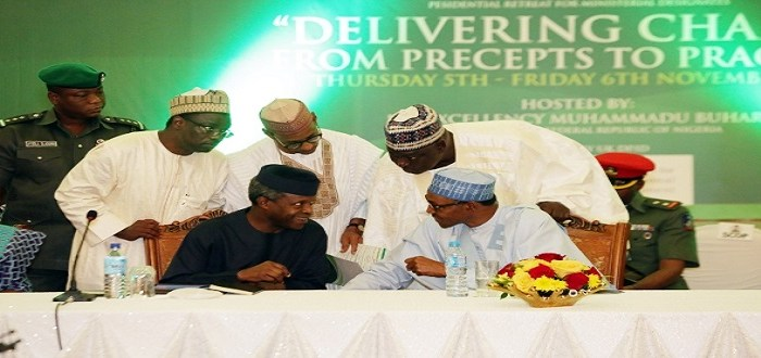 Buhari-in-Mgt-Retreat