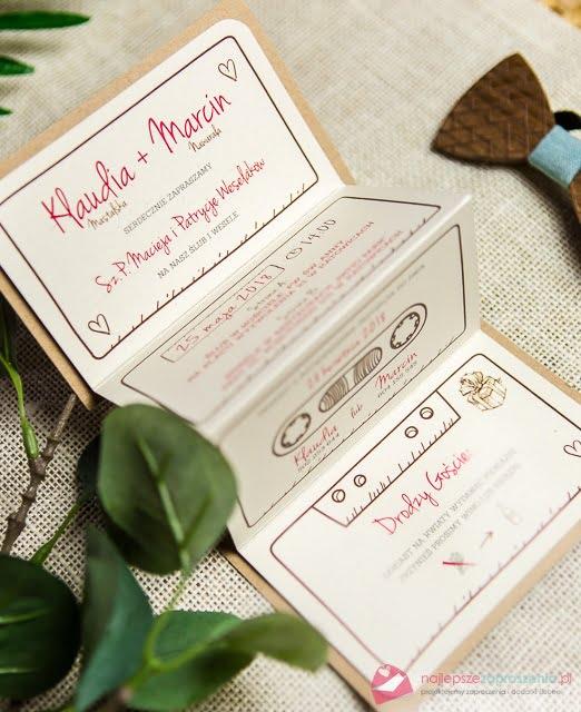 Najlepsze Zaproszenia pl - zaproszenia ślubne - Zaproszenia na ślub