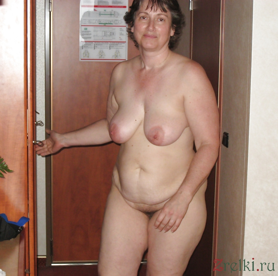 caught naked in shower