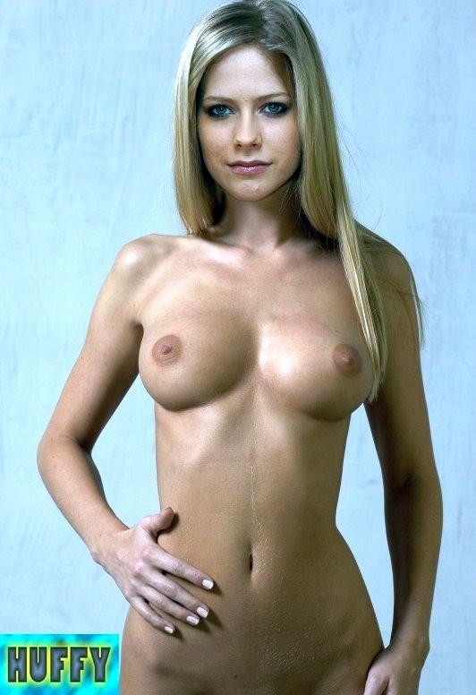 Avril fake free lavigne nude photo
