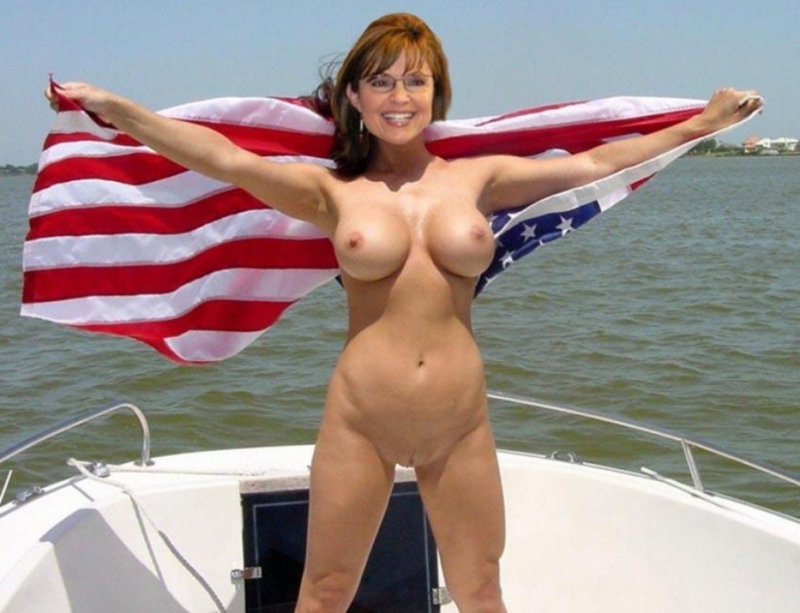 from Clyde fake nude photos of sarah palin