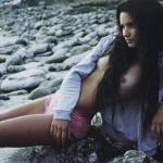 Alice Greczyn Topless (Photo Shoot)