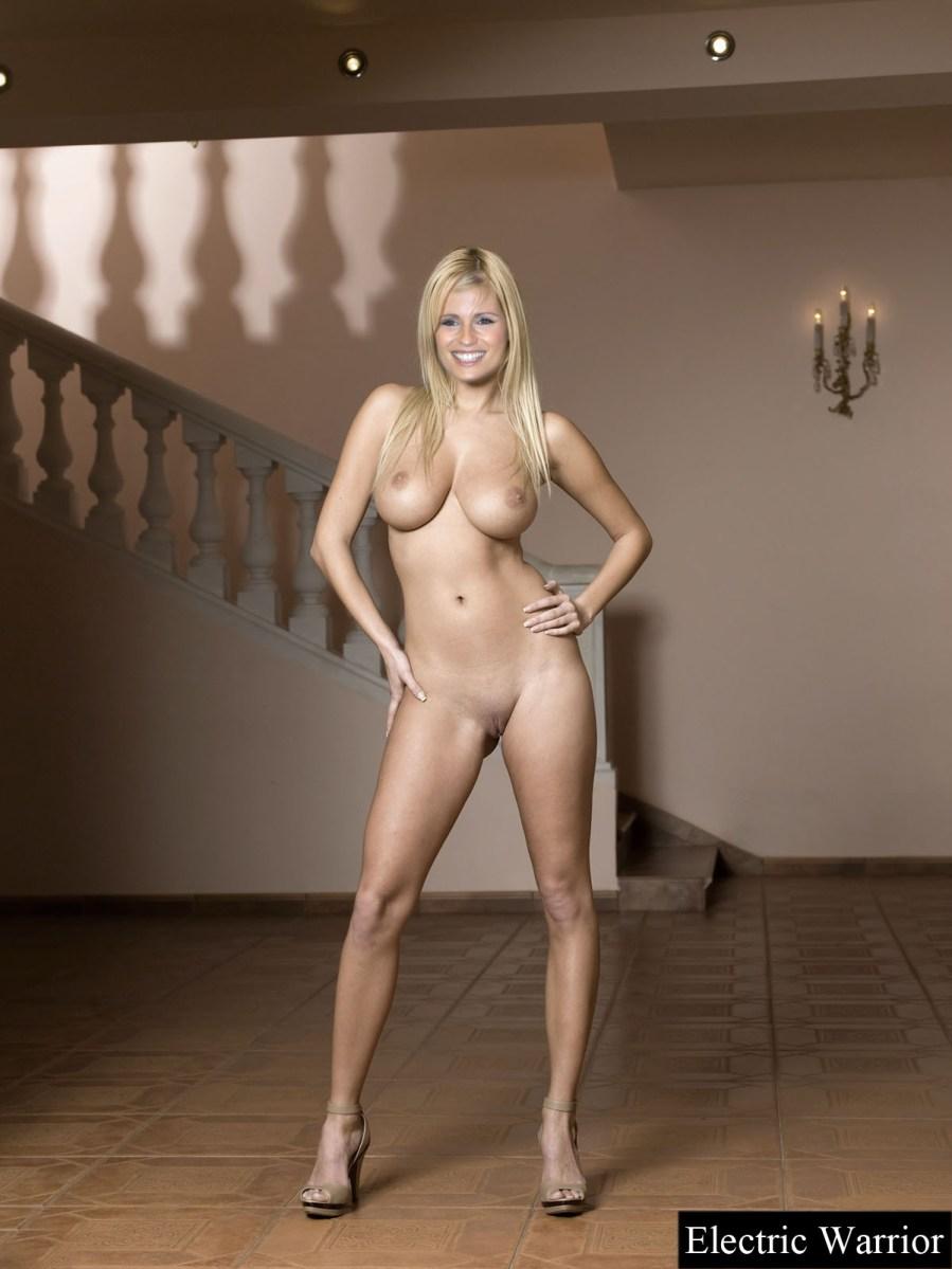 Hunziker bilder michel nackt Michelle Hunziker