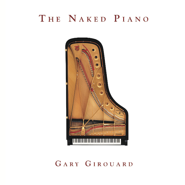 The Naked Piano (Physical CD + MP3)