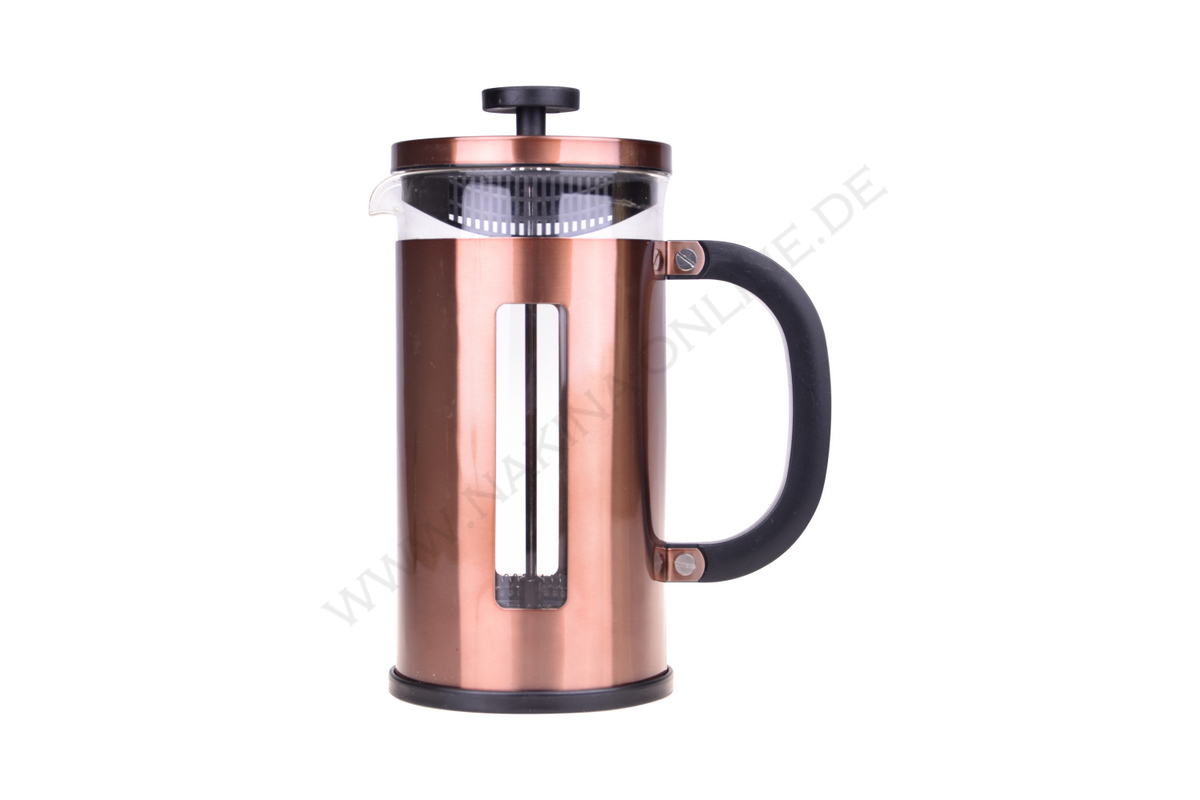 Küche Kupfer Optik Adler Design Kaffeebereiter Und French Press In Kupfer