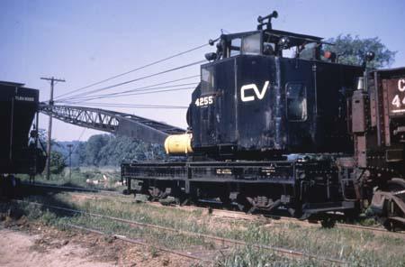 CV crane 4255 On Company Service - CV, GT, GTW 80s Pinterest